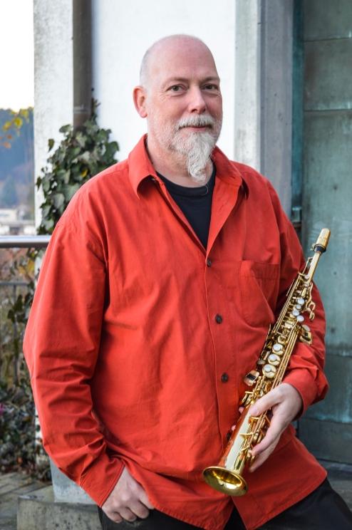 Saxophon: Rudolf F. Nauhauser