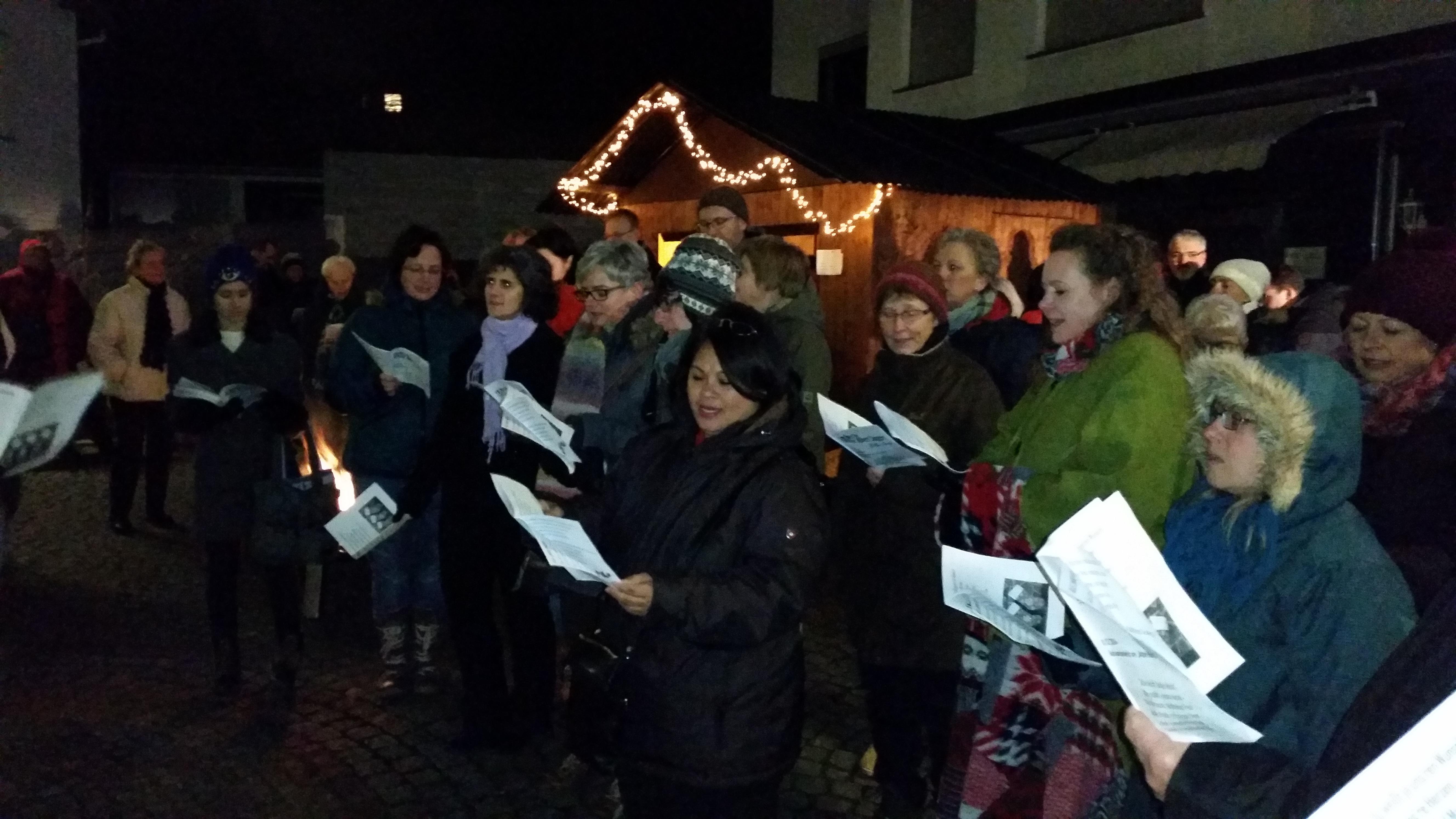 Party Weihnachtslieder.X Mas Party Am Alten Markt The Albert Singers