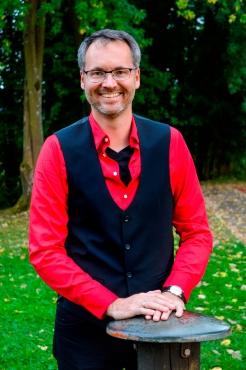 Wolfram Jung 2. Vorsitzender